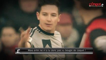 OM : ce qu'a réellement dit Thauvin sur Payet face au Stade Rennais !