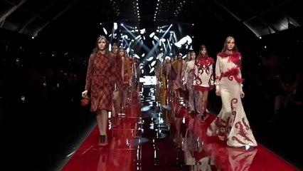 Just Cavalli Woman Fashion Show F/W 2015/16