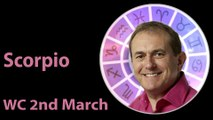 Scorpio Weekly Horoscope from 2nd March 2015