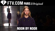 Noon By Noor Fall/Winter 2015 Runway Show | New York Fashion Week NYFW | FashionTV61HD