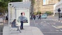 Les Gaulois pour Citroën - voiture Nouvelle Citroën C1, «Profitez pleinement de la ville» - février 2015