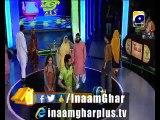 EP#2 -Part 3 Lottey Ke Andar Kya Hai & Pani Ghat in Inaam Ghar Plus by Dr Aamir Liaquat 14 Feb 2015
