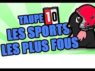 TOP 10 des Sports les plus FOUS !