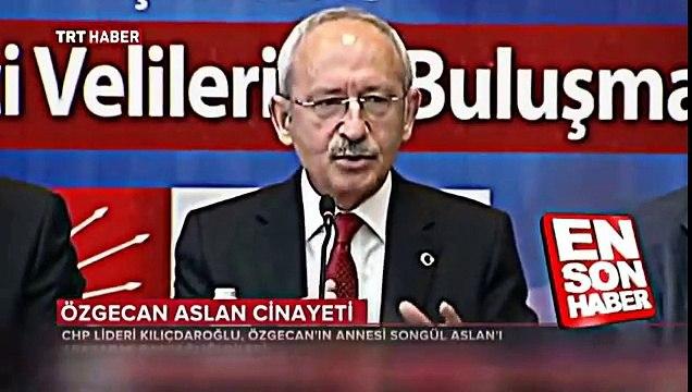 TRT Haber spikeri Özgecan Aslan haberini hıçkıra hıçkıra sundu