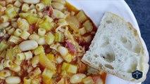 Pasta E Fagioli (Beans and Pasta Soup) - Le Gourmet TV