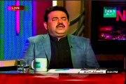 DAWN News Eye Jawad Ahmed Siddiqui with MQM Sajid Ahmed (16 FEB 2015)