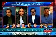 EXPRESS Takrar Imran Khan with MQM Rehan Hashmi (16 FEB 2015)