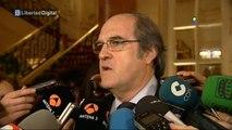 """Gabilondo, sobre su candidatura: """"Miro a los ojos y afronto el desafío"""""""
