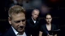 Director Kenneth Branagh Brings Cinderella To Russia