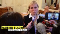 Fabienne Buccio, nouvelle préfète du Pas-de-Calais