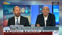 Le Club de la Bourse: Frédéric Ponchon, François Chevallier et Frédéric Rozier - 17/02