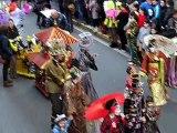Carnavales 2015 en Pobra do Caramiñal