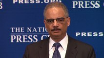 Eric Holder: There Is Still Hope For Executive Action Plan