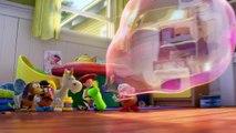 Rex, le roi de la fête - court-métrage Pixar