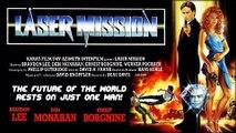 Laser Mission (1989) - Brandon Lee, Debi A. Monahan, Ernest Borgnine - Feature (Action, Adventure, Thriller)
