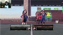 NBA 2K15 My Park - FLU GAME #2 - NBA 2K15 MyPark PS4 Gameplay