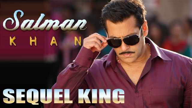 Salman Khan's Upcoming SEQUELS!