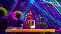 Katy Perry en concert à Lyon