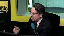 """Frédéric Lefebvre : """"La loi Macron aurait pu être votée"""" sans le 49-3"""