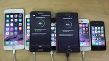 Samsung Galaxy Note 4 Android 5.0 vs. Samsung Galaxy Note Edge Official Android 5.0 Benchmark Speed