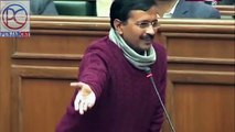 Aam Admi Party arvind kejriwal speech in indian parliament