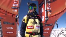 FWT15 - Run of Reine Barkered (SWE) Swatch Freeride World Tour 2015 Fieberbrunn By The North Face restaged in Vallnord-Arcalis AND