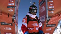 FWT15 - Run of Ivan Malakhov (RUS) Swatch Freeride World Tour 2015 Fieberbrunn By The North Face restaged in Vallnord-Arcalis AND