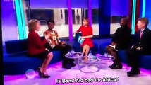 This Liberian Woman Puts In Check An Entire TV Panel That Is Ignorant About The Structural Changes Needed In Africa - Atlanta Blackstar