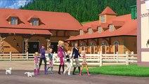 Barbie i jej siostry w krainie kucyków Po polsku - część 2