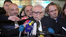 """Carlton de Lille: """"Nous sommes confiants"""", déclarent les avocats de DSK"""