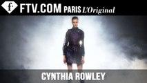 Cynthia Rowley Fall/Winter 2015 Runway Show | New York Fashion Week NYFW | FashionTV