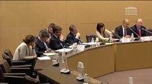 Réponses d'Harlem Désir aux questions des députés et sénateurs sur le Conseil européen du 12 et 13 février