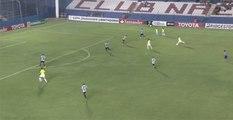 Uruguay'da Önce Müthiş Gol, Sonra İlginç Gol Sevinci