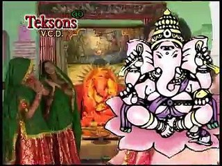 "Teri Jai Ho Gajanan Deva | Hindi Devotional ""Ganesh Bhajan"" Full HD Video 