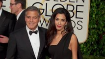 George Clooney and Wife Amal Install Panic Room