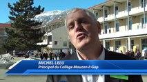 Gap: forum des métiers réussi au collège Mauzan. Près de 2.000 jeunes des Hautes-Alpes présents