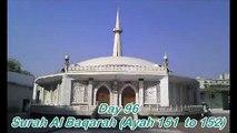 96--Dars e Quran (Masjid e Shuhada) 29-12-2014 Surah Al-Baqarah 074