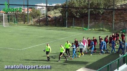 ΑΟ Ελούντας - ΑΟ Τουρλωτής 2-0 (Κύπελλο - 18-2-2015)