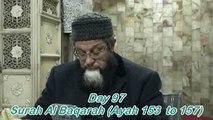 97--Dars e Quran (Masjid e Shuhada) 02-02-2015 Surah Al-Baqarah 075