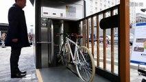 Vidéo : Ce parking souterrain High-tech japonais est vraiment Génial !