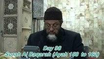 98--Dars e Quran (Masjid e Shuhada) 03-02-2015 Surah Al-Baqarah 076