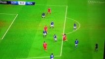 gol Marcelo Shalke 0 - 2 Real