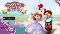Sofia le premier jeu - Princess Sofia le premier jeu de baiser - Jeux gratuits en ligne