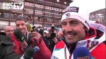 Ski Alpin / Valloire célèbre Jean-Baptiste Grange - 18/02