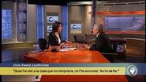 """TV3 - Els Matins - Bassat: """"En aquests moments de crisi el primer és solucionar els problemes de l"""