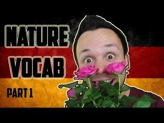 German Nature Vocabulary - Part 1