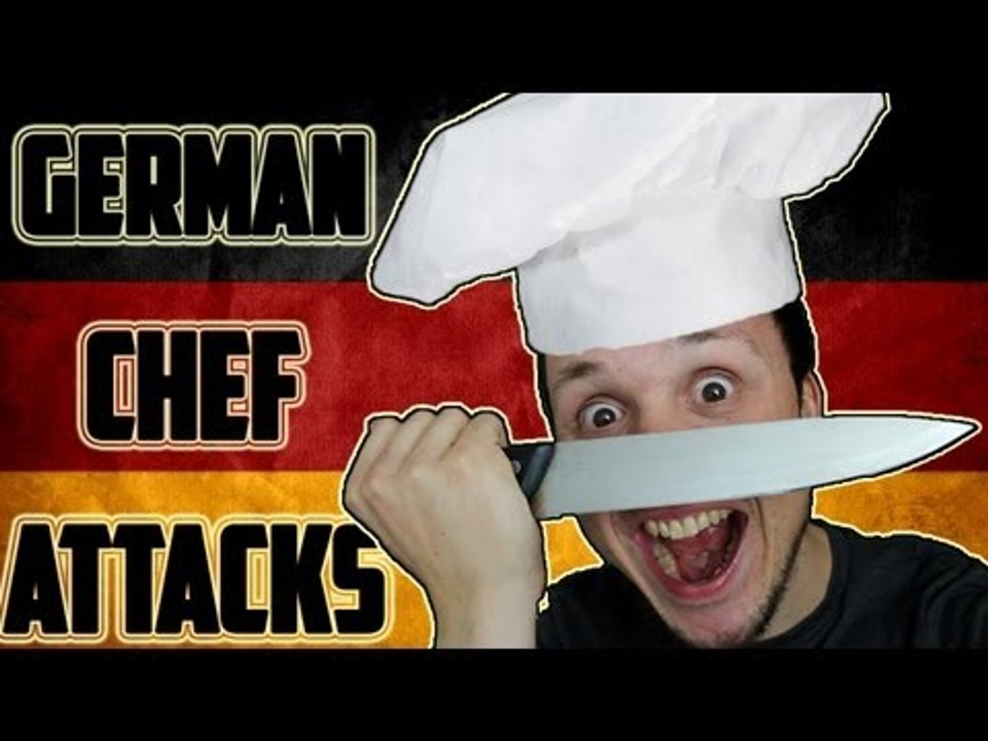 Insane German Chef