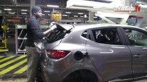 Une équipe de nuit créée à l'usine Renault de Flins-sur-Seine