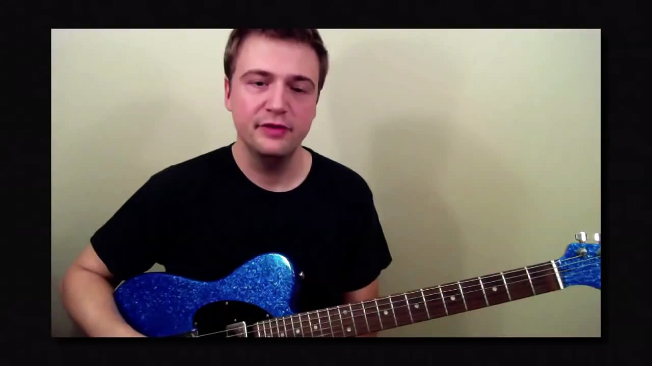 Jazz Guitar Tips: 7-Note Jazz Guitar Scales (for improv on chord changes)