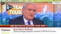 """TextO' : Sarkozy : """"Quand on ment aux Français, il y a un moment où on paie l'addition"""""""